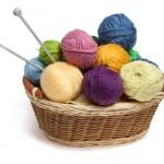 aprender a tejer con dos agujas