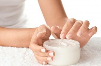 Crema hidratante no comedogénica