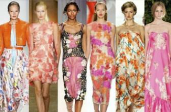 Tendencias primavera-verano 2016 Mujer